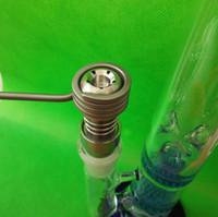 BOSS Titanium E-Nail para 20mm Bobinas 6 em 1 10 mm 14 mm 19mm em estoque