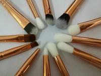 Набор теней для век макияж кисти макияж кисти набор профессиональный портативный полный косметические кисти тени для век губ кисти DHL бесплатно