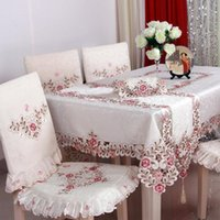 Wholesale Lace Tablecloth - Buy Cheap Lace Tablecloth in Bulk from ...