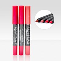 19 Cores matte kissproof batom com efeito de longa duração Em Pó Fosco Liso Macio Lábio Menow Beleza Lip Pen Livre DHL