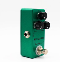 Mini Screamer Overdrive Guitar Effect Pedal free shipped NEW...