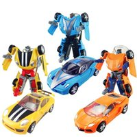 Transformation Robots Deformation Car Robots Kids Toys Birth...