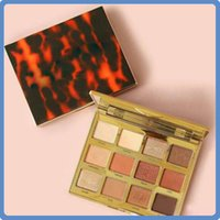 Newest Fashion Makeup toasted Eyeshadow palette 12 Colors Ey...