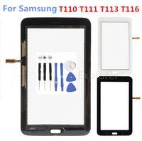 Сенсорная стеклянная панель для Samsung Galaxy Tab 3 7.0 Lite SM-T110 T111 T113 Tab 4 Lite T116 3G WiFi сенсорный экран digitizer