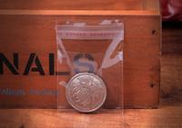 Acquistare uno ottenere uno 1000pcs / pack adesivo guarnizione OPP-4 * 6cm sacchetto richiudibile poly, trasparenti sacchetti earing packging trasporto libero
