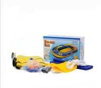 수영 풀 장난감 낚시 뗏목 부동 패하고 inflatble 펌프 아이들과 풍선 보트 PVC 공기 뗏목 부동 수영 풀