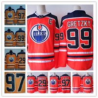 2017 18 New Season Edmonton Oiler Jerseys 97 Connor McDavid ...