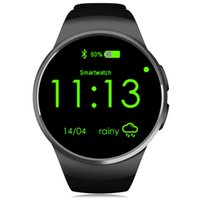 KingWear KW18 Smart Watch Bluetooth Pulsmesser Intelligente Smartwatch Unterstützung SIM TF Karte für Apple Samsung Phone