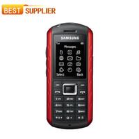 B2100 100 ٪ الأصل سامسونج B2100 الهاتف المحمول جي إس إم مقفلة الهاتف رخيصة المياه واقية من الشحن المجاني المجددة