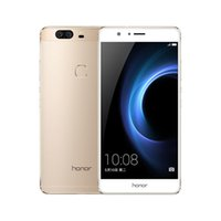 Original Huawei Honor V8 4G LTE Handy Kirin 950 Octa Core 4 GB RAM 32 GB ROM Android 5,7 Zoll 12MP Fingerprint ID Smart Handy