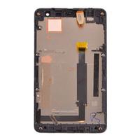 터치 스크린 lcd completo ORIGINALE 유리 vetro 노키아 lumia 625 검정