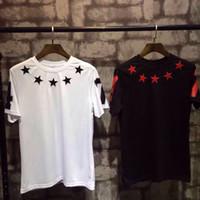 2016 yeni moda yaz t gömlek erkekler o-boyun pamuk Akın pentagram 47 dijital kısa kollu erkek t-shirt erkek Marka giyim