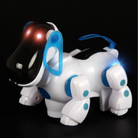 Lovely Robotic Intelligent Toy Dog Cute Electric Walking Mus...