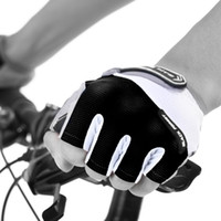 Men Cycling Gloves Half Finger Bicycle Gloves Anti- slip MTB ...