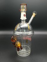 14mm male Joint Bong Water Pipes Bongs For Smoking With a pa...