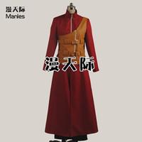 Costume cosplay all'ingrosso di Naruto di Cosplay del costume di Naruto del All'ingrosso-2016 Trasporto libero