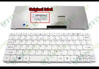 Nuova tastiera del computer portatile per Acer Aspire ONE D257 D270 Felice 2 532H 532G 521 D255 D260 AOD270 533 PAV70 ZH9 bianco - V111102BS1
