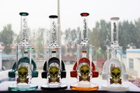 new glass bong 4 colors water pipes bongs with bowl oil rigs...