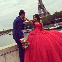 Newest Ball Gown Quinceanera Dresses Sweetheart Appliques Se...