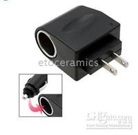 12V 가정용 차량용 충전기 시가 라이터 110V-220V AC ~ 12V DC EU 자동차 전원 어댑터