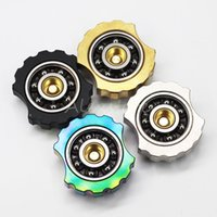 VAPE SPINNER Finger Spinner Fidget Toy Torqbar Atomizer Box Mod Parts 510 Thread Connector Extender 4 colores en forma RDA Pen RTA eCigs DHL