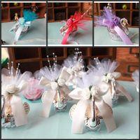 Akrilik Gümüş Kuğu Tatlı Aşk Düğün Hediyesi Jewely Şeker Favor Sweetbox Şeker Paketi Yeni Yenilik Düğün Sahipleri Şekeri Yüksek Kalite