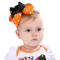 Pumpkin Boutique Halloween Headbands for Babies and Toddler ...