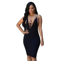Vestido Sexy Club 2016 Vestido Summer Feminino Sexy Vestido Backless Preto Mini Vestidos Vestidos Plus Size Women Clothing