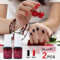 Wholesale- Olan 2 pieces lot long lasting one step gel nail ...