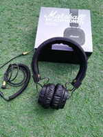 Marshall Major II 2 Headphones With Mic DJ Headphone Headset...