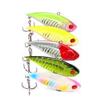 Señuelos de pesca VIB más realistas 6.5 cm 11.8 g Calidad superior 6 # vmc Gancho 5 colores Likelife jerk Bait