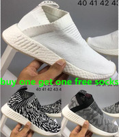 Newest arrive hot- sell black white NMD_CS2 PK Sneakers Fashi...