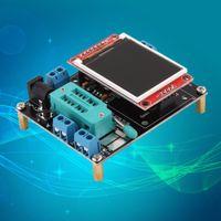 Freeshipping 다기능 LCD GM328B 트랜지스터 테스터 다이오드 커패시턴스 ESR 주파수 미터 생성기 PWM 신호 출력