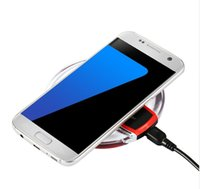 Qi Wireless Charger For Samsung Galaxy S8 Plus Fast Wireless...