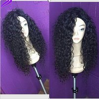 Best Sell long #1b #2#4 #99J blonde synthetic lace front wig...