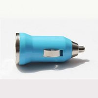 Mini Bullet USB Car Fast Phone Chargers Portable Universal A...