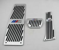 Спорт топливные тормозные подставка для ног педали комплект для BMW Х5 Е53 2000-2006 в ЛРК