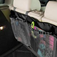 Auto Car Back Seat Tidy Organizer Multi- Pocket Holder Pouch ...