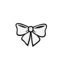 10PCS bowknot Paillettes correctifs pour les vêtements de fer sur le transfert pour Jeans Patch Applique Sacs de bricolage coudre de broderie Autocollants Enfants