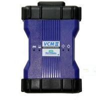 Plus récent V143 VCM 2 JLR VCM II Bleu Couleur Pour Land Rover / Jaguar VCM2 IDS OBDII Auto Diagnostic Tool VCM II avec fonction multi