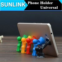 Universal Sucktion Phone Holder Support pour téléphone portable Hercules 3D Man Mount pour iPhone 5S 7 Samsung note 7 Xiaomi Redmi Note 3 pro