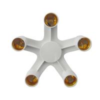 Tampas de soquetes de lâmpadas de mesa E27 para luminária pendente com grampo e 6ft 180cm EUA Plug com ON / OFF interruptor luzes base titular
