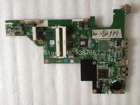 AMD DDR3 işlemci E350 ile HP 435 635 laptop anakart için 646980-001 kurulu