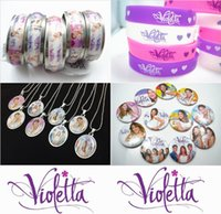 Brand New 20 IN 1 Violetta mixed girl' s rings necklaces...