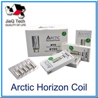 Horizon Tech Arctic atomizer Sub ohm BTC Coil and BTDC coil ...