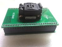 Plastronics 08qn12t16050 Gniazdo testowe IC z płytką PCB QFN8 / DIP 1.27mm Pitch 6x5mm Burn in Gniazdo