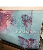Высокое качество ржавчины винил для автомобиля пленка покрытия транспортного средства пленка foi 4 цвет доступный размер l 1.52x 20 м / 4.98 x 67 футов