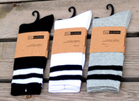 Wholesale Tube Socks In The High Tube Men and Women Cotton S...