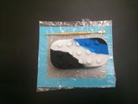 1pcs Kit cera di silicone Set con 14cm * 11.5cm fogli quadrati pad mat 6 + 1 silicone contenitore strumento dabber per vasi di erba secca dab