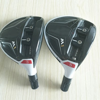 New M1 3 5 Golf Fairway wood 2PCS Lot with graphite Golf sha...